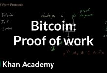 Bitcoin-Proof-of-work