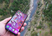 Dropping-iPhone-11-Pro-Down-Tallest-Bridge-Using-ZipLine-Will-it-Survive