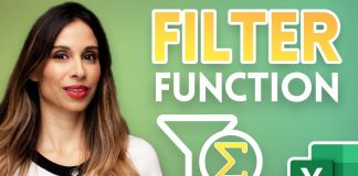 Excel-Lookup-to-Return-Multiple-Values-with-FILTER-Function