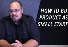 How-To-Build-Product-As-A-Small-Startup-Michael-Seibel