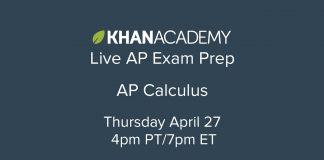 Khan-Academy-Live-AP-Calculus