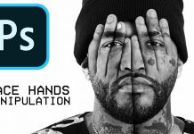 Photoshop-Tutorial-Face-Hands-Photo-Manipulation-effect-Joyner-Lucas