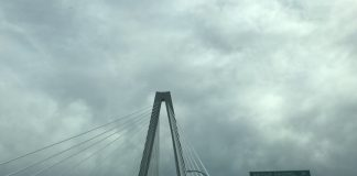A-cable-stayed-bridge