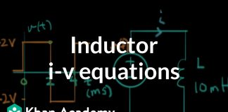 Inductor-equations