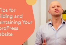 Tips-for-Building-a-WordPress-Website