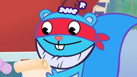 Still Alive: Just be Claus  - Happy Tree Friends