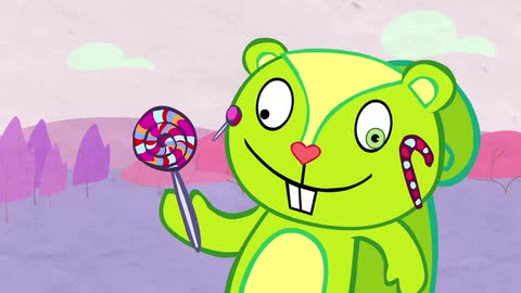 Nuttin Wrong with Candy (Ep #7) - HappyTreeFriends