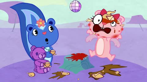 Staying Alive (Ep #10) - HappyTreeFriends